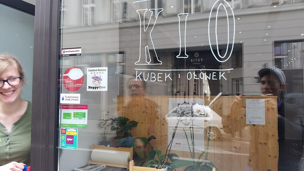 "Photo of CLOSED: Kubek I Olowek  by <a href=""/members/profile/kenvegan"">kenvegan</a> <br/>outside KIO <br/> May 6, 2015  - <a href='/contact/abuse/image/49197/101379'>Report</a>"