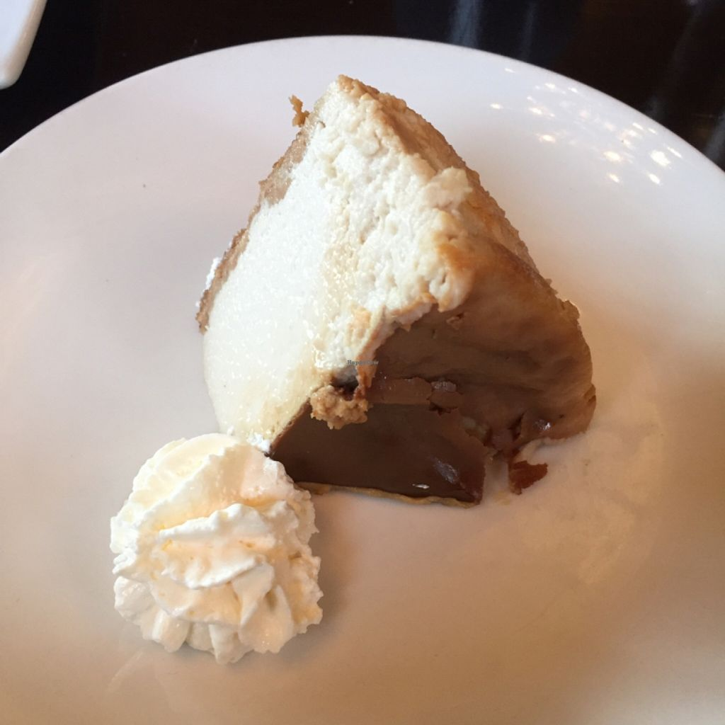 "Photo of True  by <a href=""/members/profile/happycowgirl"">happycowgirl</a> <br/>vegan cookies & cream cheesecake <br/> March 21, 2016  - <a href='/contact/abuse/image/49222/140843'>Report</a>"