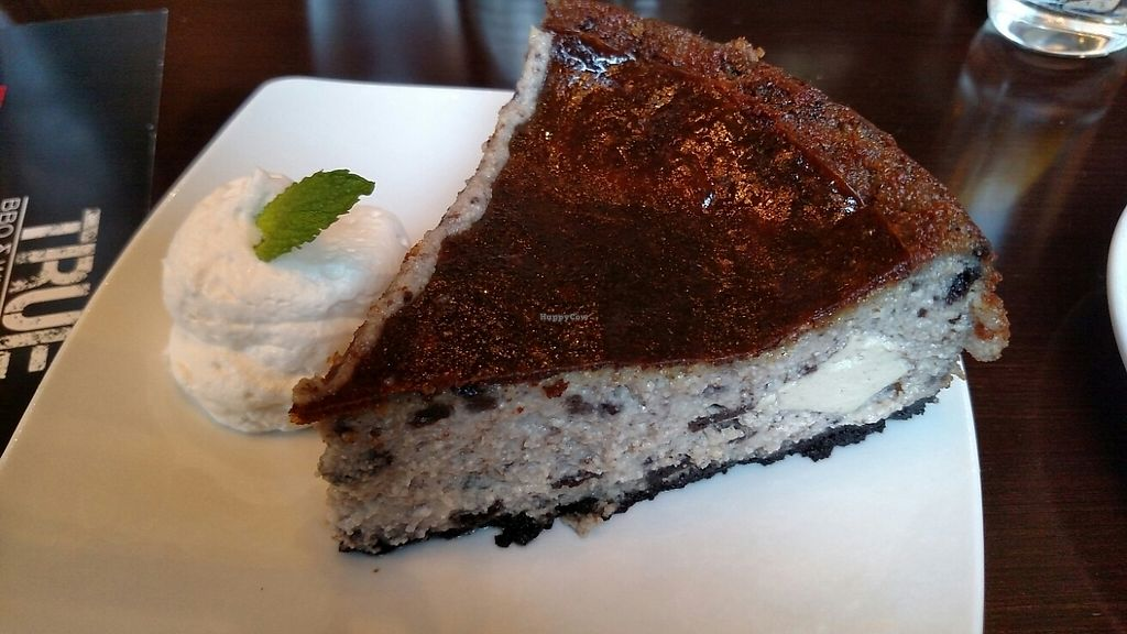"Photo of True  by <a href=""/members/profile/RosieTheVegan"">RosieTheVegan</a> <br/>Vegan Oreo Cheesecake <br/> May 16, 2017  - <a href='/contact/abuse/image/49222/259222'>Report</a>"