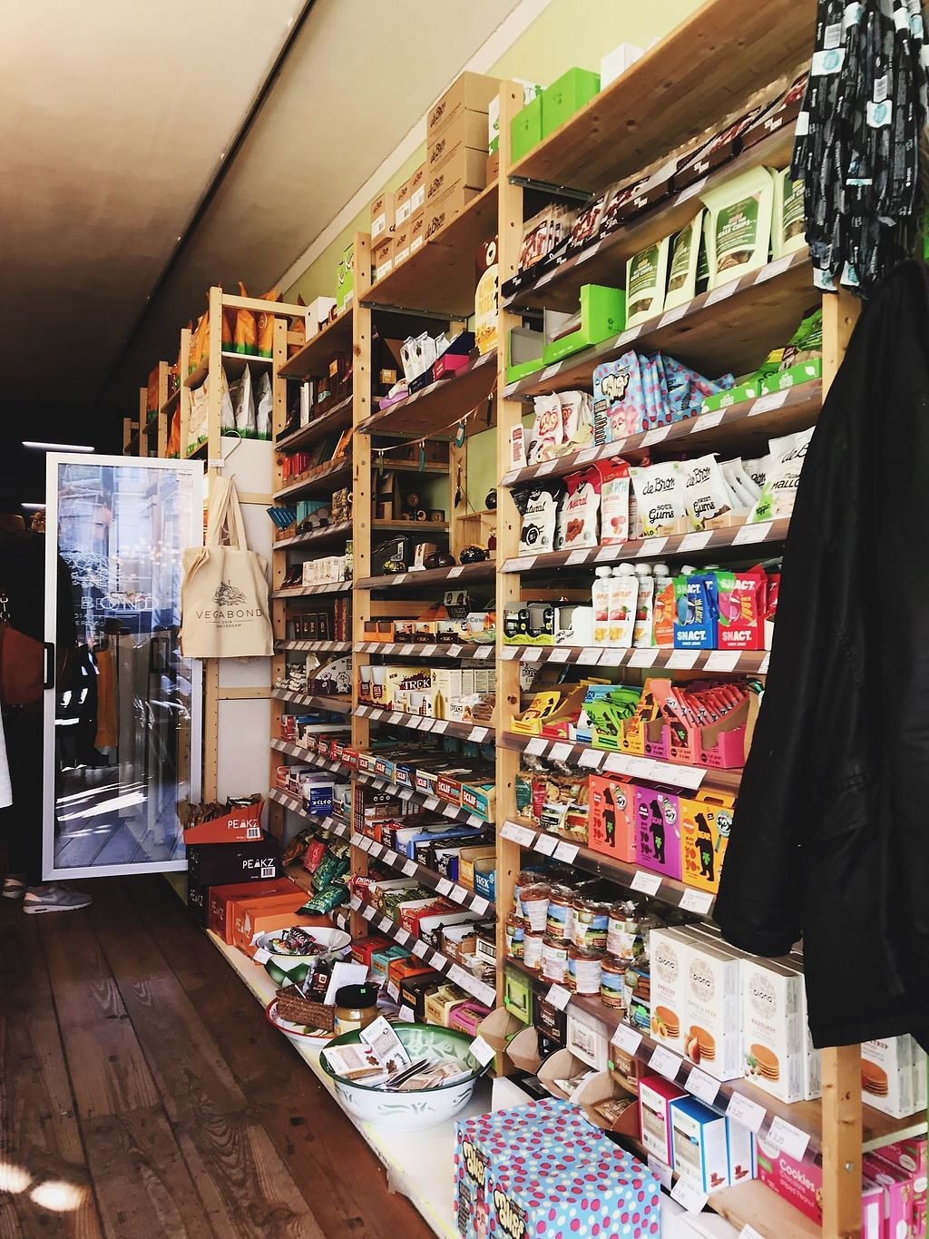 """Photo of Vegabond Store & Cafe  by <a href=""""/members/profile/Gourmetvegan"""">Gourmetvegan</a> <br/>Store <br/> February 25, 2018  - <a href='/contact/abuse/image/49271/363552'>Report</a>"""