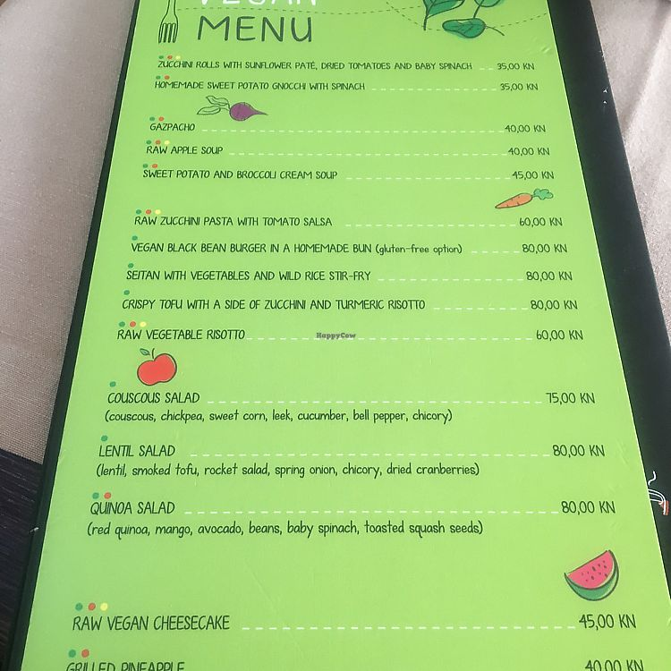 """Photo of Fameja - Vita Health Food Bar  by <a href=""""/members/profile/SagaVigreBohinen"""">SagaVigreBohinen</a> <br/>The menu, if you still decide to try it out <br/> June 12, 2017  - <a href='/contact/abuse/image/49276/268492'>Report</a>"""