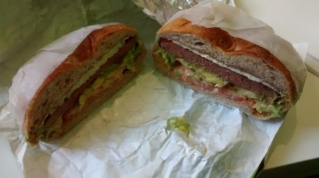 """Photo of VLife  by <a href=""""/members/profile/JonJon"""">JonJon</a> <br/>Cheese, avocado and steak sandwich <br/> July 1, 2016  - <a href='/contact/abuse/image/49302/157109'>Report</a>"""