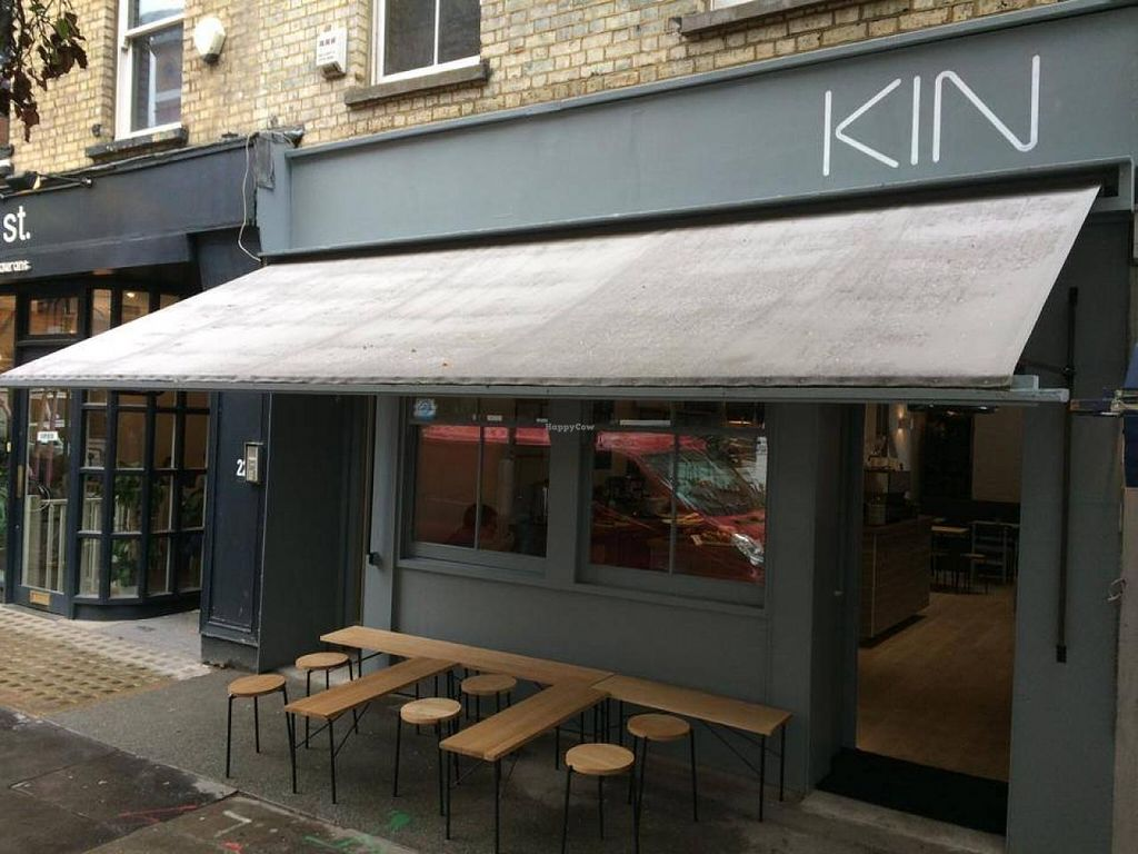 "Photo of Kin Cafe  by <a href=""/members/profile/CharlieMeadows"">CharlieMeadows</a> <br/>Front <br/> August 26, 2014  - <a href='/contact/abuse/image/49333/78255'>Report</a>"