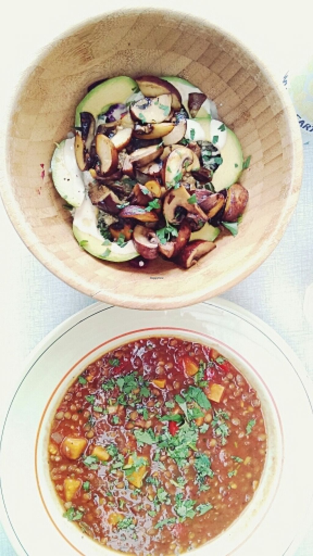 "Photo of Strandfield House Coffee Shop  by <a href=""/members/profile/InHerImagePhoto"">InHerImagePhoto</a> <br/>quinoa bowl and soup! <br/> June 22, 2016  - <a href='/contact/abuse/image/49339/155463'>Report</a>"