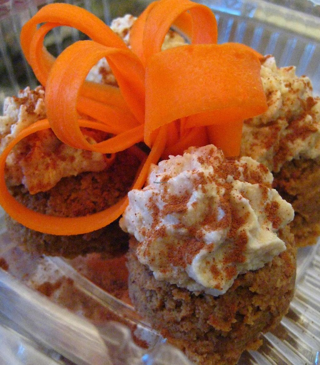 Photo of CLOSED: Sana Raw  by SanaRaw <br/>Carrot Cake Dessert <br/> July 31, 2014  - <a href='/contact/abuse/image/49424/189744'>Report</a>