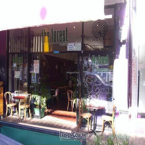 """Photo of CLOSED: The Forest Food Lounge  by <a href=""""/members/profile/vegan_simon"""">vegan_simon</a> <br/> March 5, 2009  - <a href='/contact/abuse/image/4951/1563'>Report</a>"""