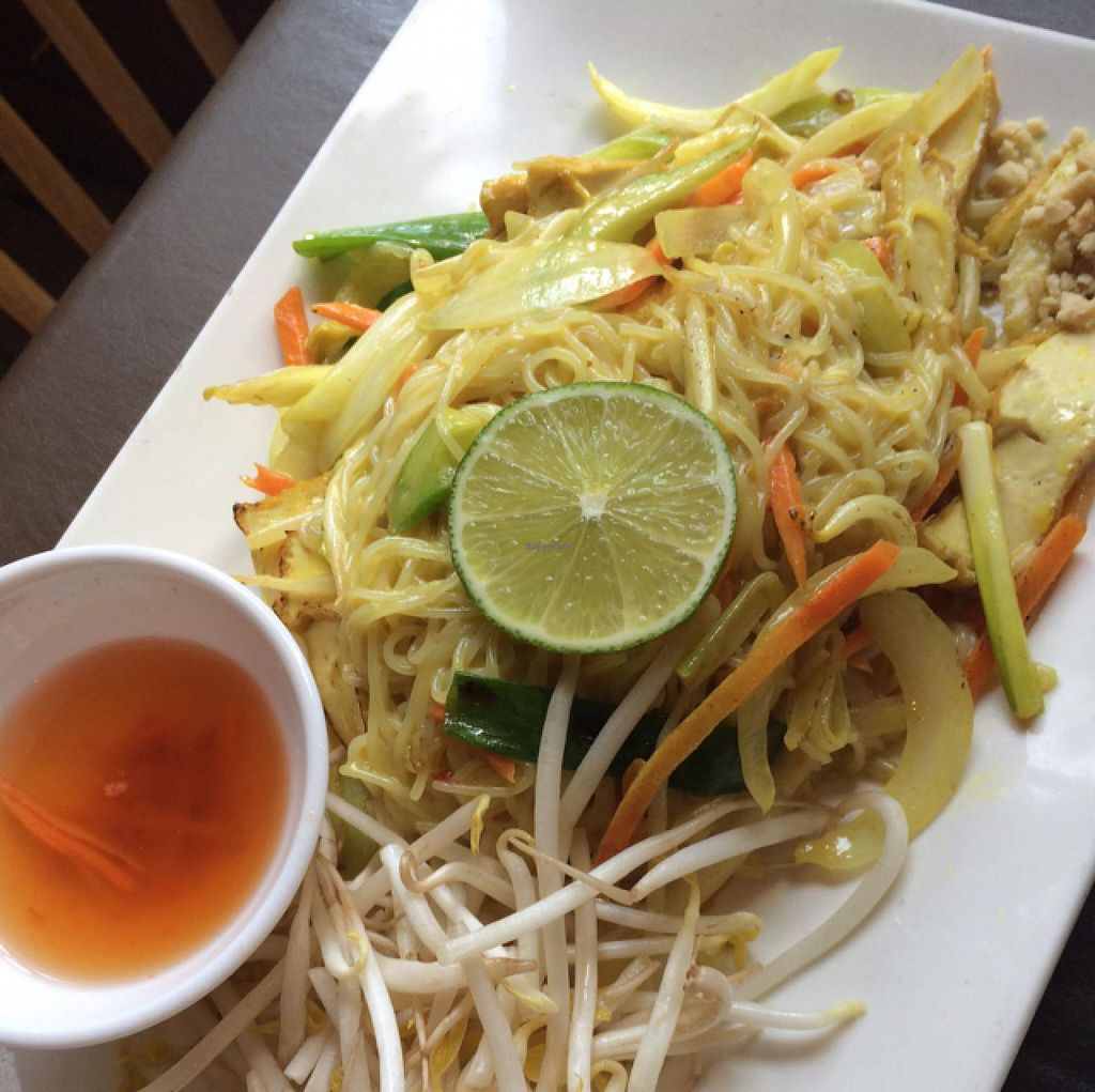 """Photo of My Thai Vegan Cafe  by <a href=""""/members/profile/Dogs429"""">Dogs429</a> <br/>yum <br/> July 14, 2015  - <a href='/contact/abuse/image/4965/109365'>Report</a>"""