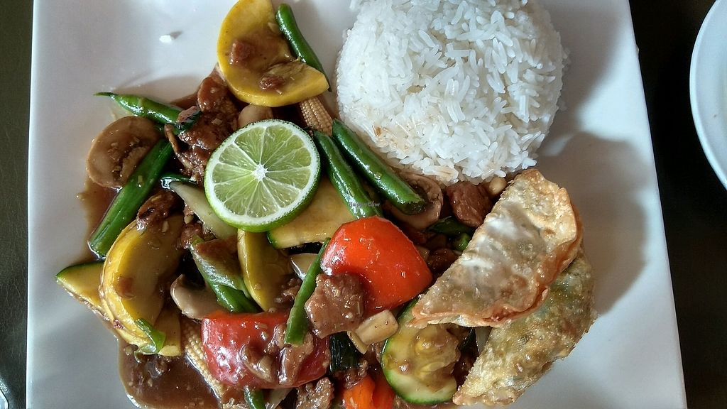 """Photo of My Thai Vegan Cafe  by <a href=""""/members/profile/ManuSoundkoffer"""">ManuSoundkoffer</a> <br/>lemongrass specialty <br/> January 26, 2018  - <a href='/contact/abuse/image/4965/351274'>Report</a>"""