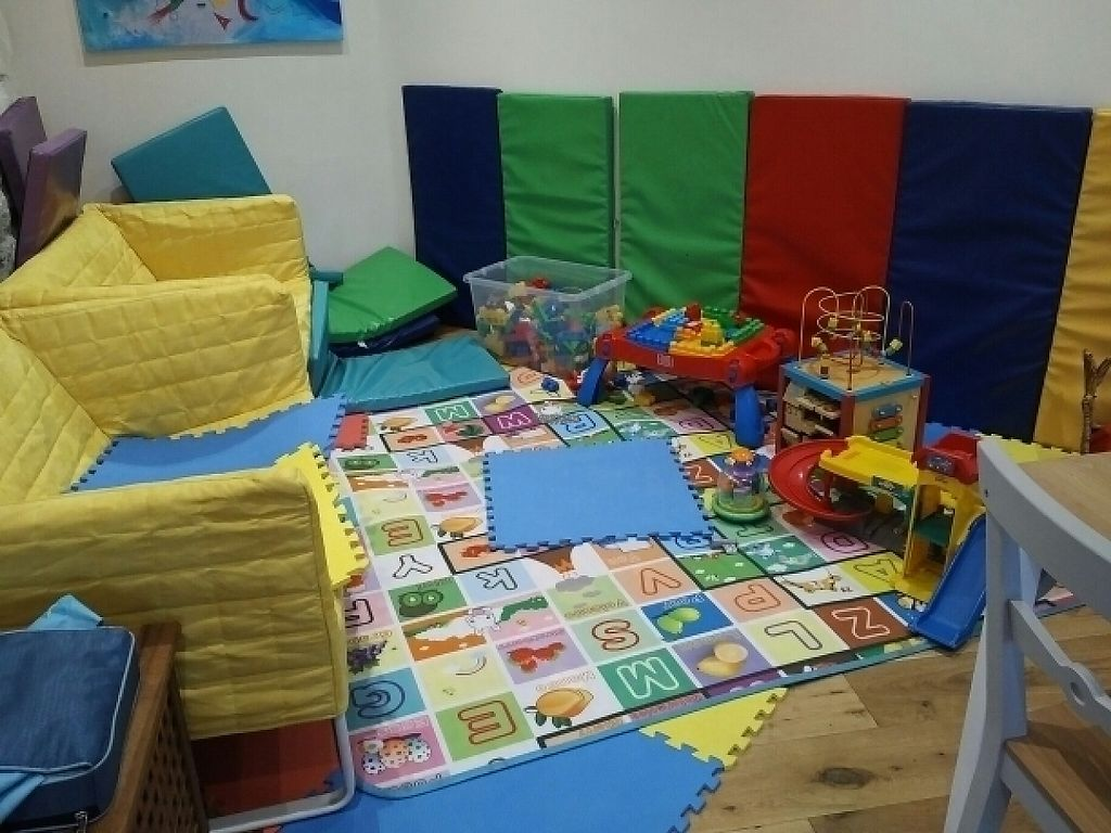 """Photo of Waterside Cafe  by <a href=""""/members/profile/Braidy"""">Braidy</a> <br/>Delightful play area! <br/> March 13, 2017  - <a href='/contact/abuse/image/4984/235903'>Report</a>"""