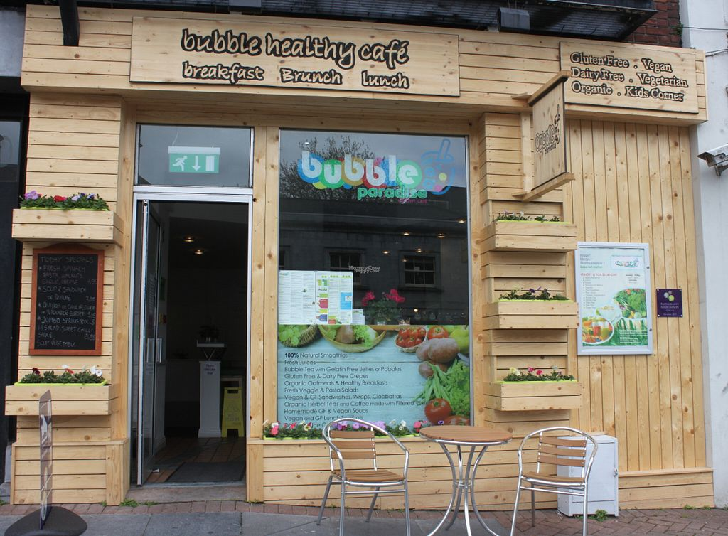 "Photo of CLOSED: Bubble Tea Paradise Healthy Cafe  by <a href=""/members/profile/bubblecouple"">bubblecouple</a> <br/>Front Facade <br/> September 14, 2016  - <a href='/contact/abuse/image/50008/175568'>Report</a>"
