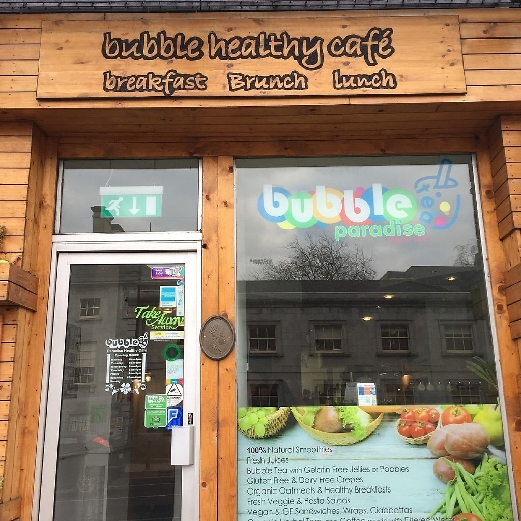 "Photo of CLOSED: Bubble Tea Paradise Healthy Cafe  by <a href=""/members/profile/StevieSurf"">StevieSurf</a> <br/>Lovely spot <br/> February 12, 2017  - <a href='/contact/abuse/image/50008/225798'>Report</a>"