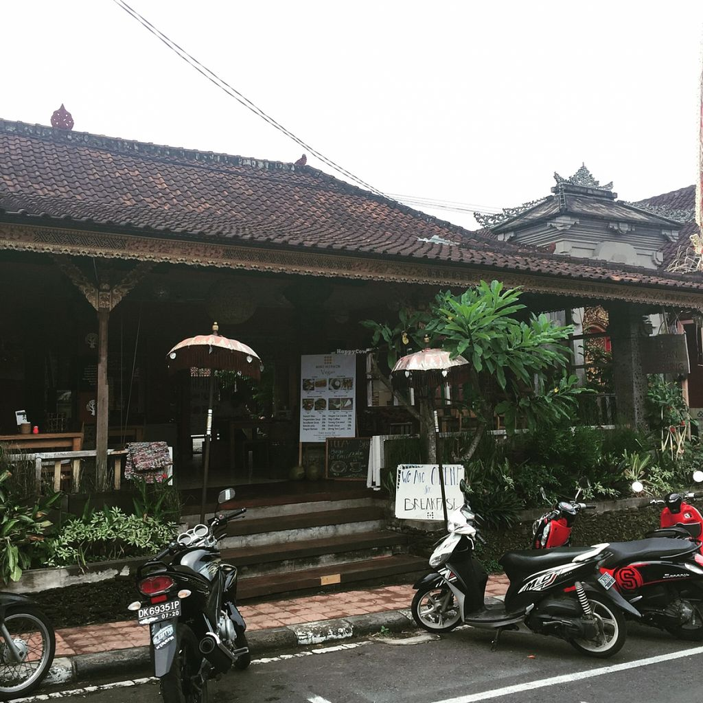 """Photo of Nine Heaven Vegan Warung  by <a href=""""/members/profile/HeidiW"""">HeidiW</a> <br/>Nine Heaven street view <br/> April 9, 2016  - <a href='/contact/abuse/image/50049/143549'>Report</a>"""