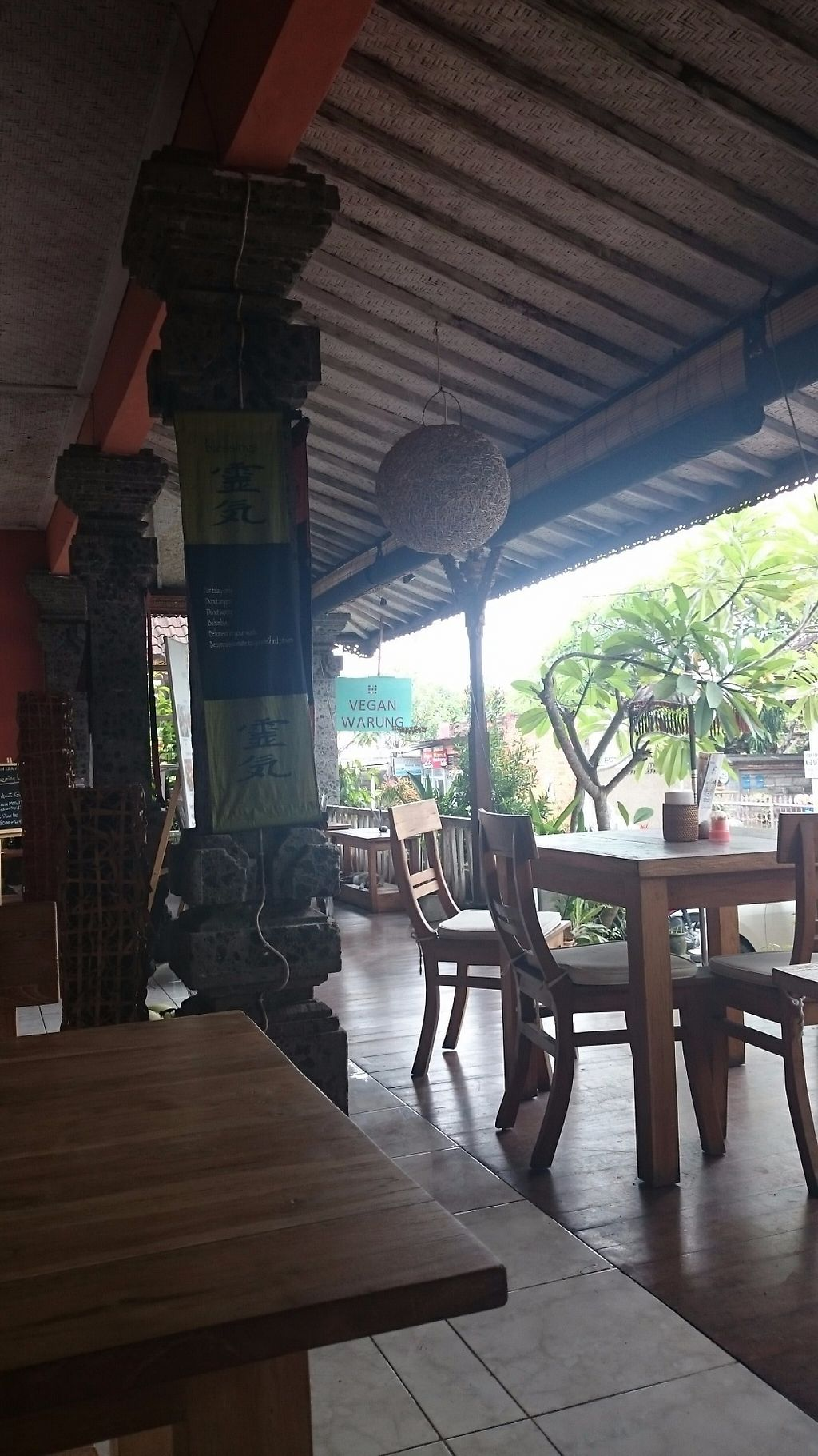 """Photo of Nine Heaven Vegan Warung  by <a href=""""/members/profile/Cynthia1998"""">Cynthia1998</a> <br/>Interior  <br/> December 8, 2016  - <a href='/contact/abuse/image/50049/198166'>Report</a>"""
