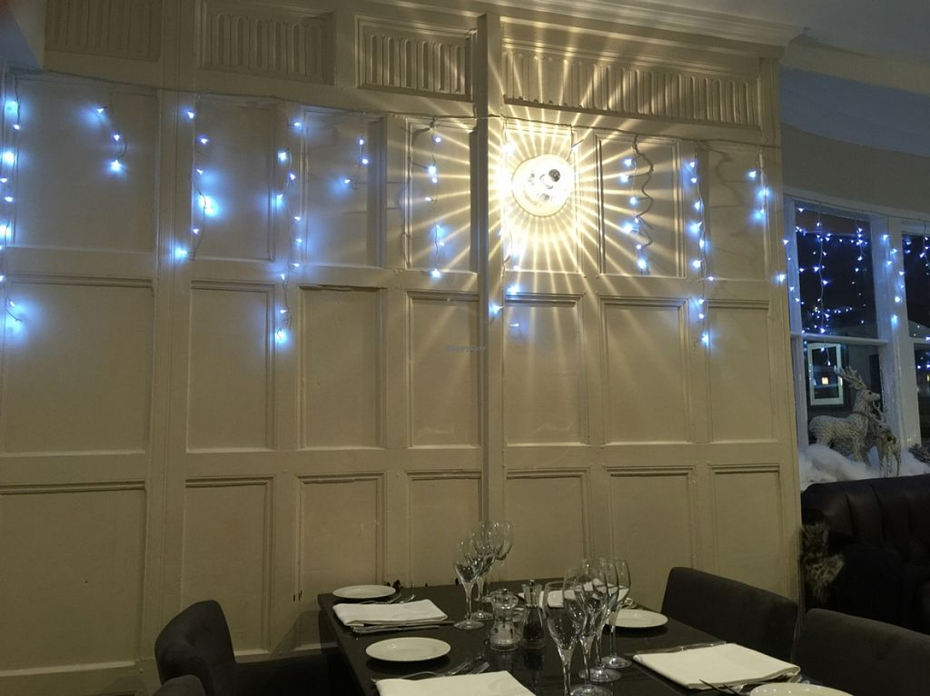 """Photo of REMOVED: The Swan Stafford Restaurant  by <a href=""""/members/profile/Harharikaur123"""">Harharikaur123</a> <br/>this place is fancy but not mega expensive <br/> December 29, 2015  - <a href='/contact/abuse/image/50051/130195'>Report</a>"""