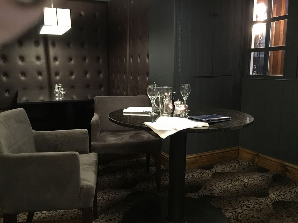 """Photo of REMOVED: The Swan Stafford Restaurant  by <a href=""""/members/profile/Harharikaur123"""">Harharikaur123</a> <br/>lovely decor <br/> December 29, 2015  - <a href='/contact/abuse/image/50051/130197'>Report</a>"""