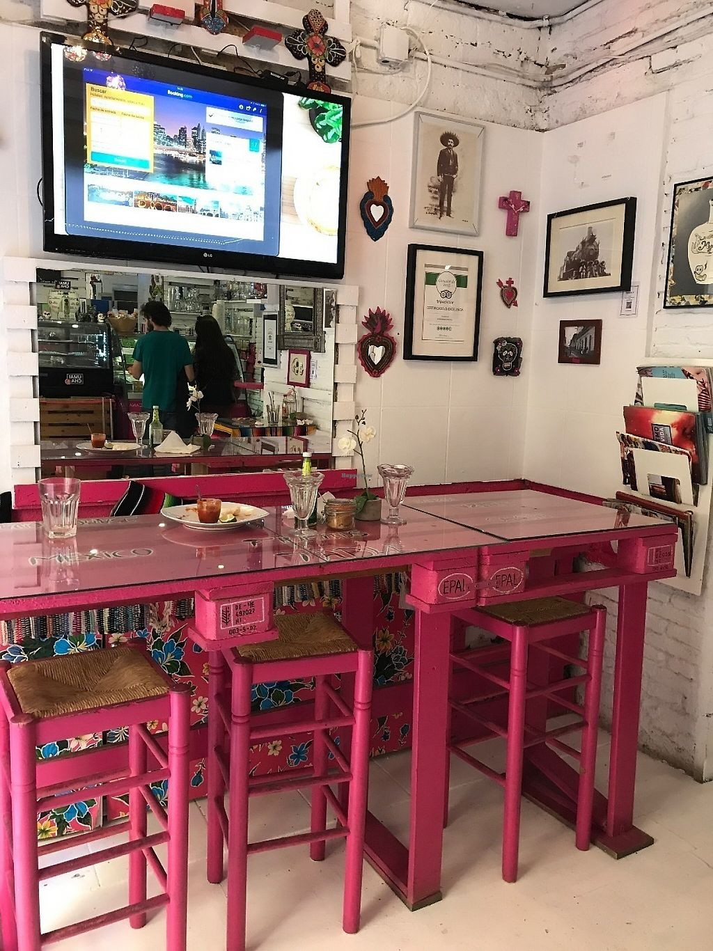 """Photo of La Heladeria Mexicana  by <a href=""""/members/profile/Kevtool"""">Kevtool</a> <br/>Inside <br/> May 12, 2017  - <a href='/contact/abuse/image/50086/258191'>Report</a>"""