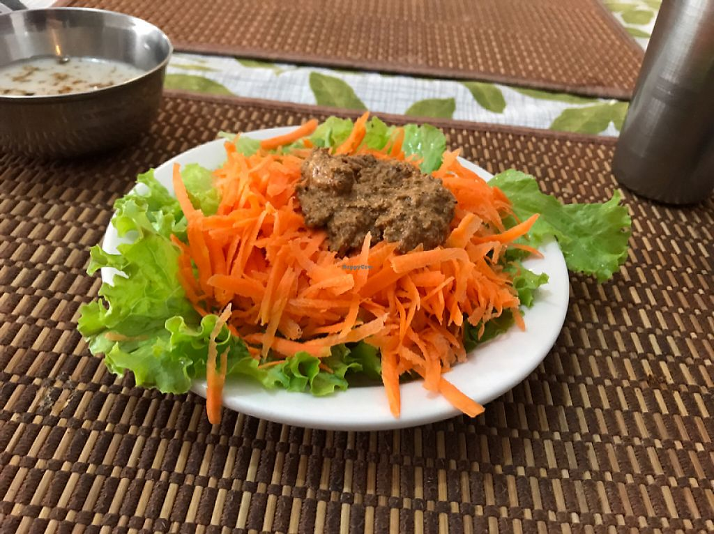 """Photo of Govindas' Natural - Vrinda  by <a href=""""/members/profile/Paolla"""">Paolla</a> <br/>Salad <br/> May 23, 2017  - <a href='/contact/abuse/image/50094/261593'>Report</a>"""