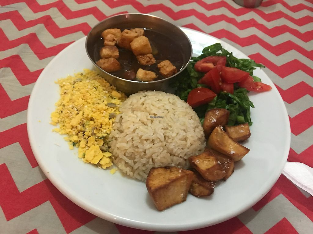 """Photo of Govindas' Natural - Vrinda  by <a href=""""/members/profile/Paolla"""">Paolla</a> <br/>Feijoada <br/> October 29, 2017  - <a href='/contact/abuse/image/50094/319863'>Report</a>"""