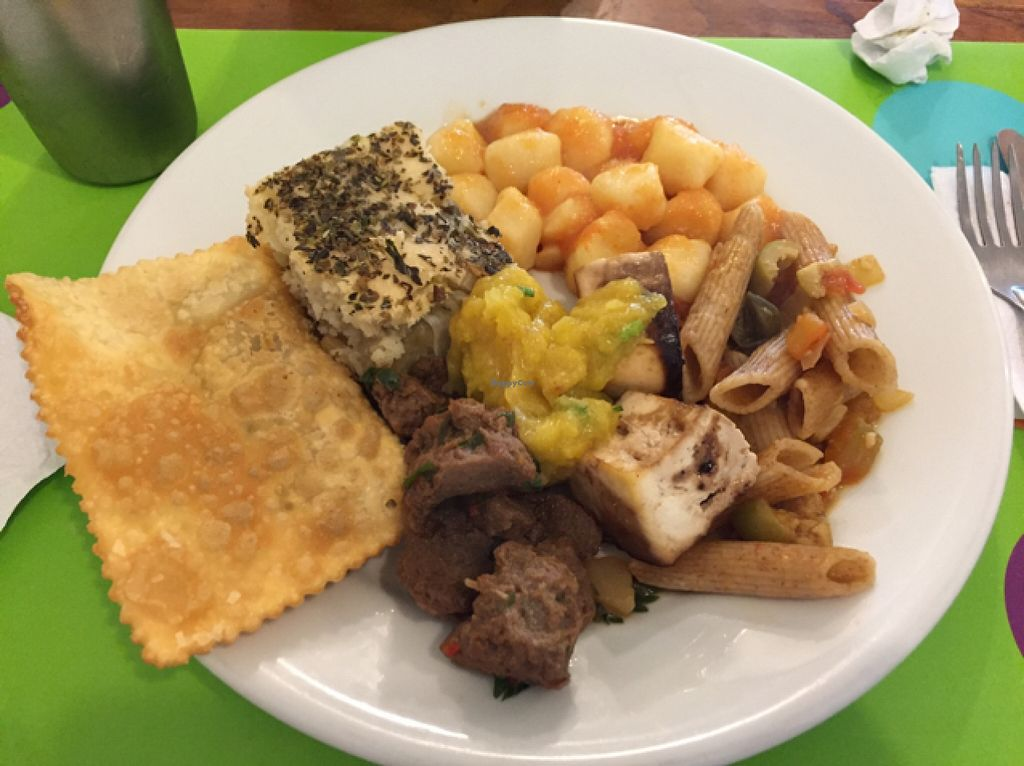 """Photo of Vegg's Restaurante  by <a href=""""/members/profile/Paolla"""">Paolla</a> <br/>Delicious food <br/> October 10, 2015  - <a href='/contact/abuse/image/50095/120881'>Report</a>"""