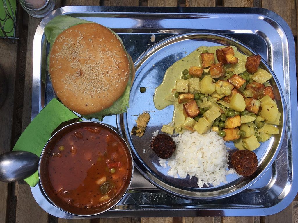 """Photo of Govinda  by <a href=""""/members/profile/Prana-vallabha"""">Prana-vallabha</a> <br/>minestrone soup <br/> June 20, 2016  - <a href='/contact/abuse/image/50107/155032'>Report</a>"""