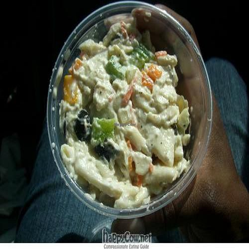 "Photo of Clark's Nutrition  by <a href=""/members/profile/glassesgirl79"">glassesgirl79</a> <br/>Vegan macaroni salad from Clark's Nutritionall Center in Loma Linda, California <br/> November 22, 2010  - <a href='/contact/abuse/image/5010/6361'>Report</a>"