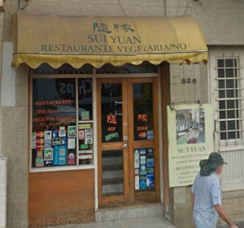 """Photo of Sui Yuan Restaurante Vegetariano  by <a href=""""/members/profile/cedres"""">cedres</a> <br/>Front <br/> October 4, 2017  - <a href='/contact/abuse/image/50125/315678'>Report</a>"""