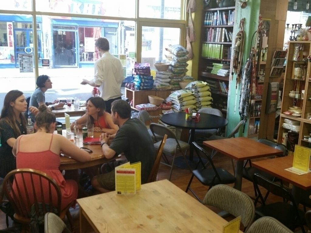 """Photo of Persepolis - Snackistan  by <a href=""""/members/profile/eric"""">eric</a> <br/>seating area <br/> July 20, 2016  - <a href='/contact/abuse/image/50146/161181'>Report</a>"""