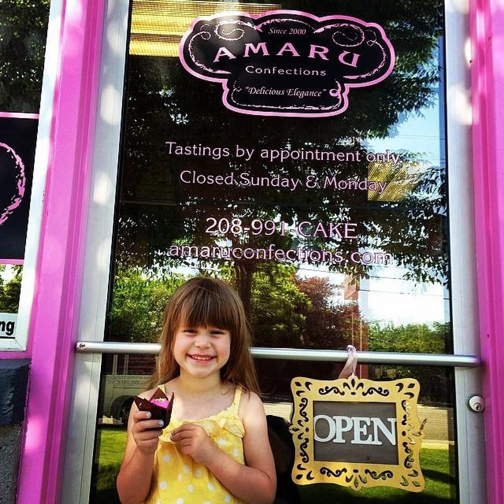 """Photo of Amaru Confections  by <a href=""""/members/profile/community"""">community</a> <br/>Amaru Confections <br/> August 7, 2014  - <a href='/contact/abuse/image/50148/76250'>Report</a>"""