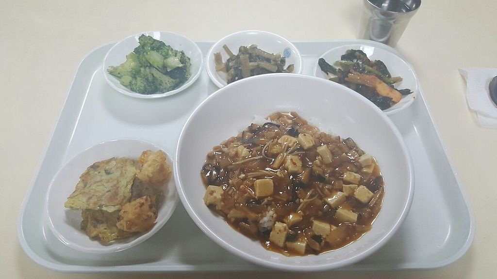 """Photo of Vegeland - 베지랜드  by <a href=""""/members/profile/boyeong89"""">boyeong89</a> <br/>마파두부 Mapa Tofu <br/> April 16, 2017  - <a href='/contact/abuse/image/50201/248778'>Report</a>"""