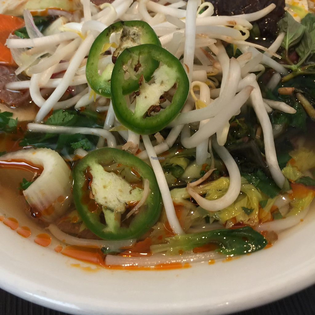 """Photo of Andy Nguyen's  by <a href=""""/members/profile/sncpapa"""">sncpapa</a> <br/>Yummy soup! <br/> October 1, 2016  - <a href='/contact/abuse/image/5021/179128'>Report</a>"""