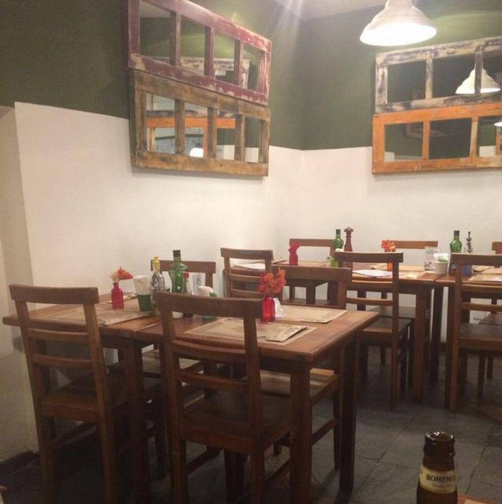 """Photo of CLOSED: Bio Carioca - Cidade Nova  by <a href=""""/members/profile/Marta_CG"""">Marta_CG</a> <br/>Inside the restaurant <br/> September 26, 2014  - <a href='/contact/abuse/image/50220/81174'>Report</a>"""