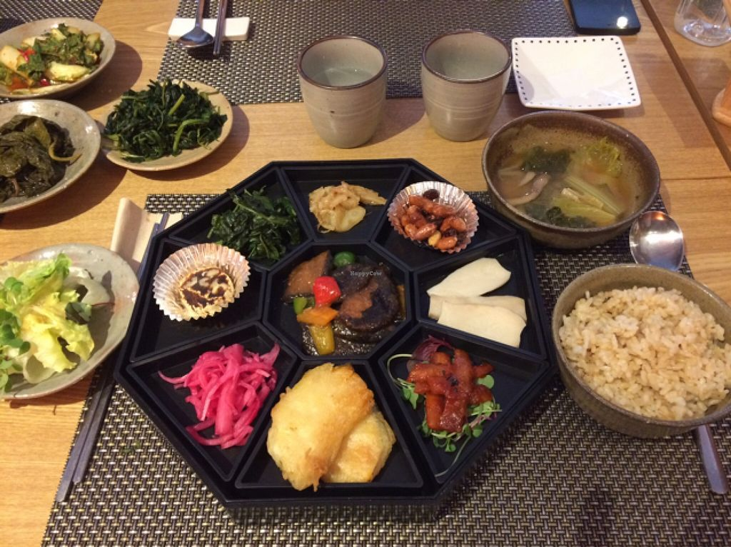 "Photo of Maji - 마지  by <a href=""/members/profile/ItalianChick"">ItalianChick</a> <br/>Set dinner <br/> September 3, 2015  - <a href='/contact/abuse/image/50224/116206'>Report</a>"