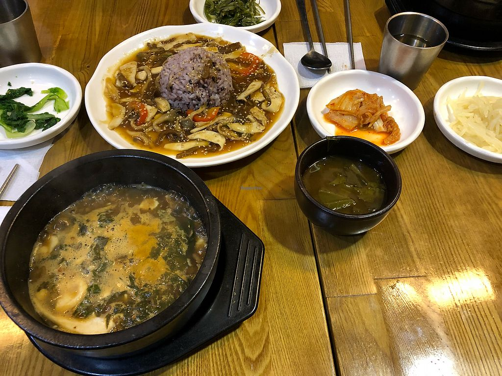"""Photo of CLOSED: Babione - 바비오네  by <a href=""""/members/profile/Knauji82"""">Knauji82</a> <br/>Last meal before they closed the store forever  <br/> January 2, 2018  - <a href='/contact/abuse/image/50225/341889'>Report</a>"""