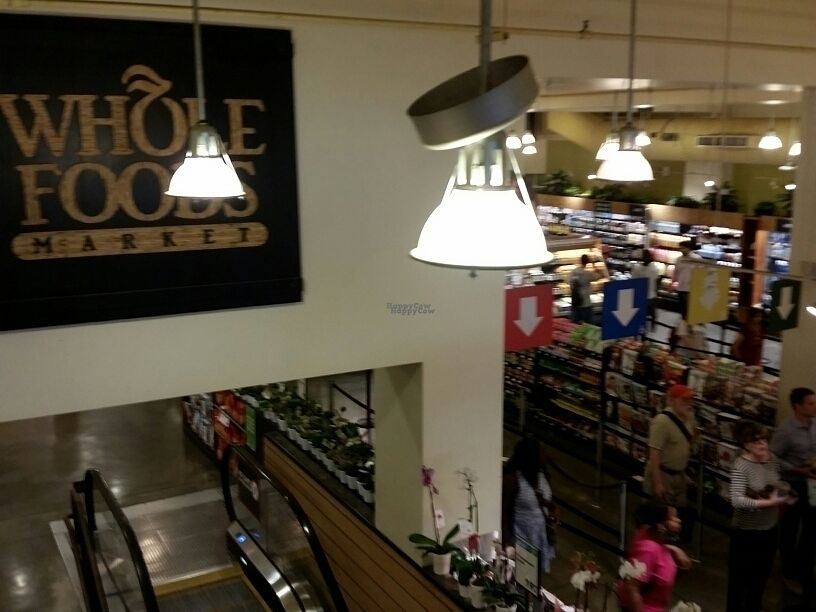 """Photo of Whole Foods Market - Union Square  by <a href=""""/members/profile/eric"""">eric</a> <br/>inside <br/> September 8, 2016  - <a href='/contact/abuse/image/5023/174373'>Report</a>"""