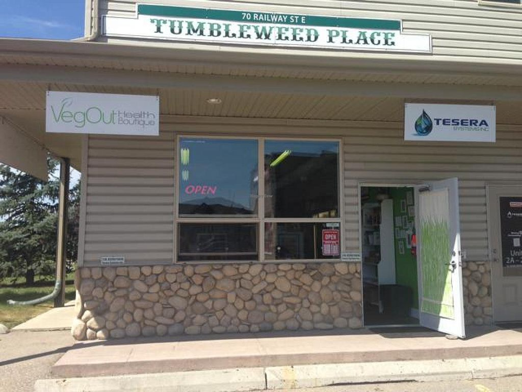 "Photo of CLOSED: VegOut Health Boutique  by <a href=""/members/profile/vegetariangirl"">vegetariangirl</a> <br/>outside <br/> August 11, 2014  - <a href='/contact/abuse/image/50245/76697'>Report</a>"