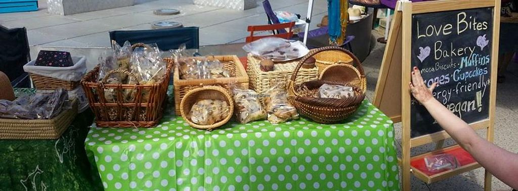 """Photo of Love Bites Bakery  by <a href=""""/members/profile/community"""">community</a> <br/>Love Bites Bakery <br/> August 10, 2014  - <a href='/contact/abuse/image/50250/76537'>Report</a>"""
