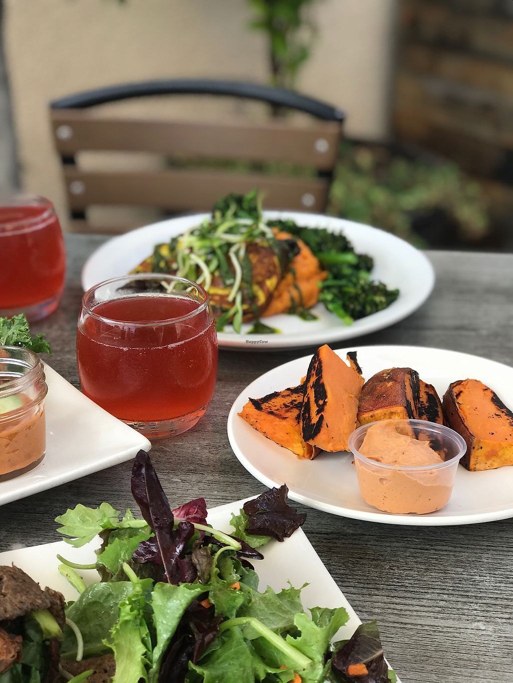 """Photo of Trilogy Sanctuary  by <a href=""""/members/profile/CameronDoherty"""">CameronDoherty</a> <br/>Boochcraft and Sweet Potatoes wedges ! <br/> October 1, 2017  - <a href='/contact/abuse/image/50264/310641'>Report</a>"""