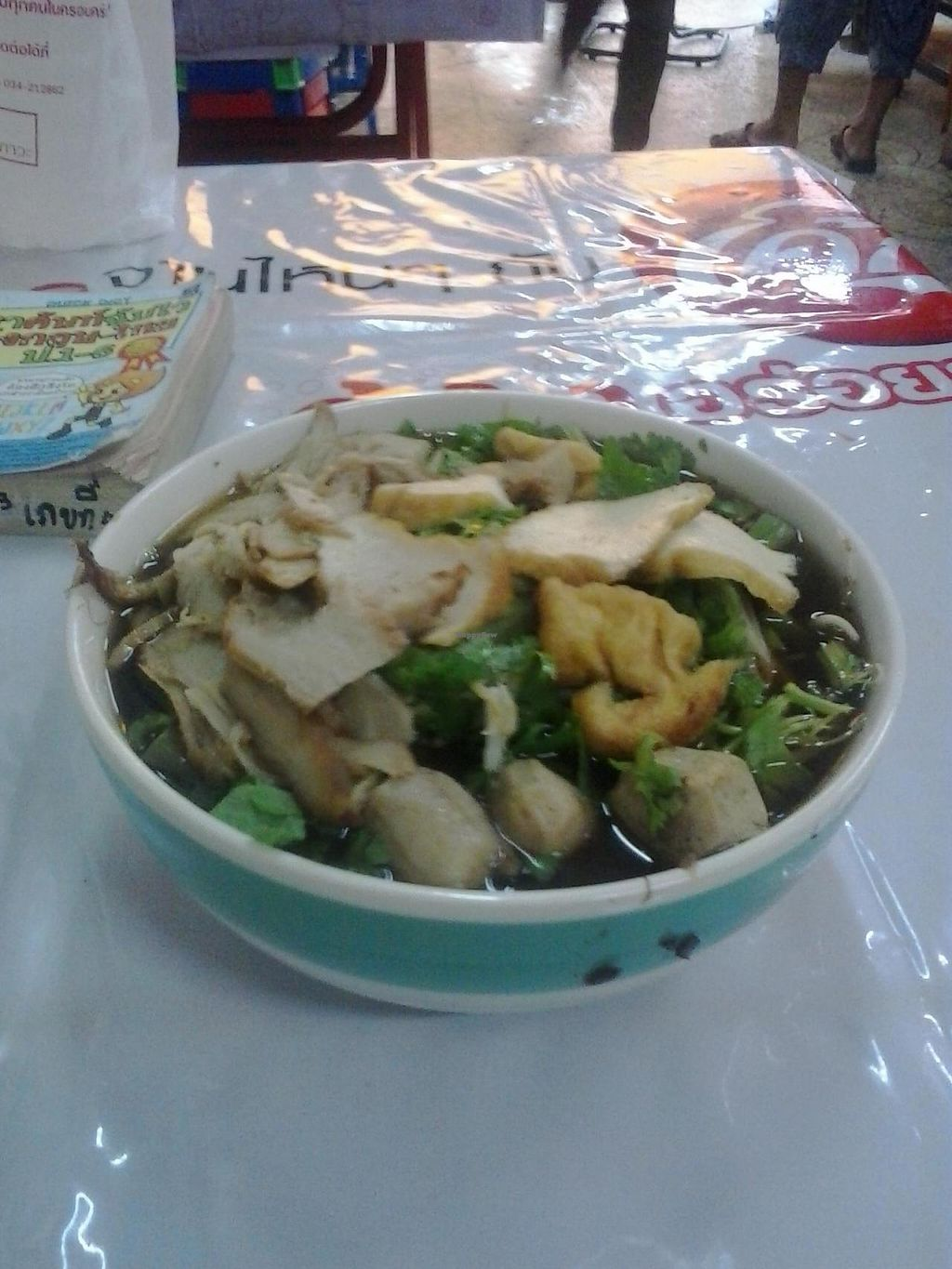 """Photo of Fine Juicy Kitchen  by <a href=""""/members/profile/Chur%20Bro"""">Chur Bro</a> <br/>Cinnamon soup <br/> August 14, 2014  - <a href='/contact/abuse/image/50300/76988'>Report</a>"""
