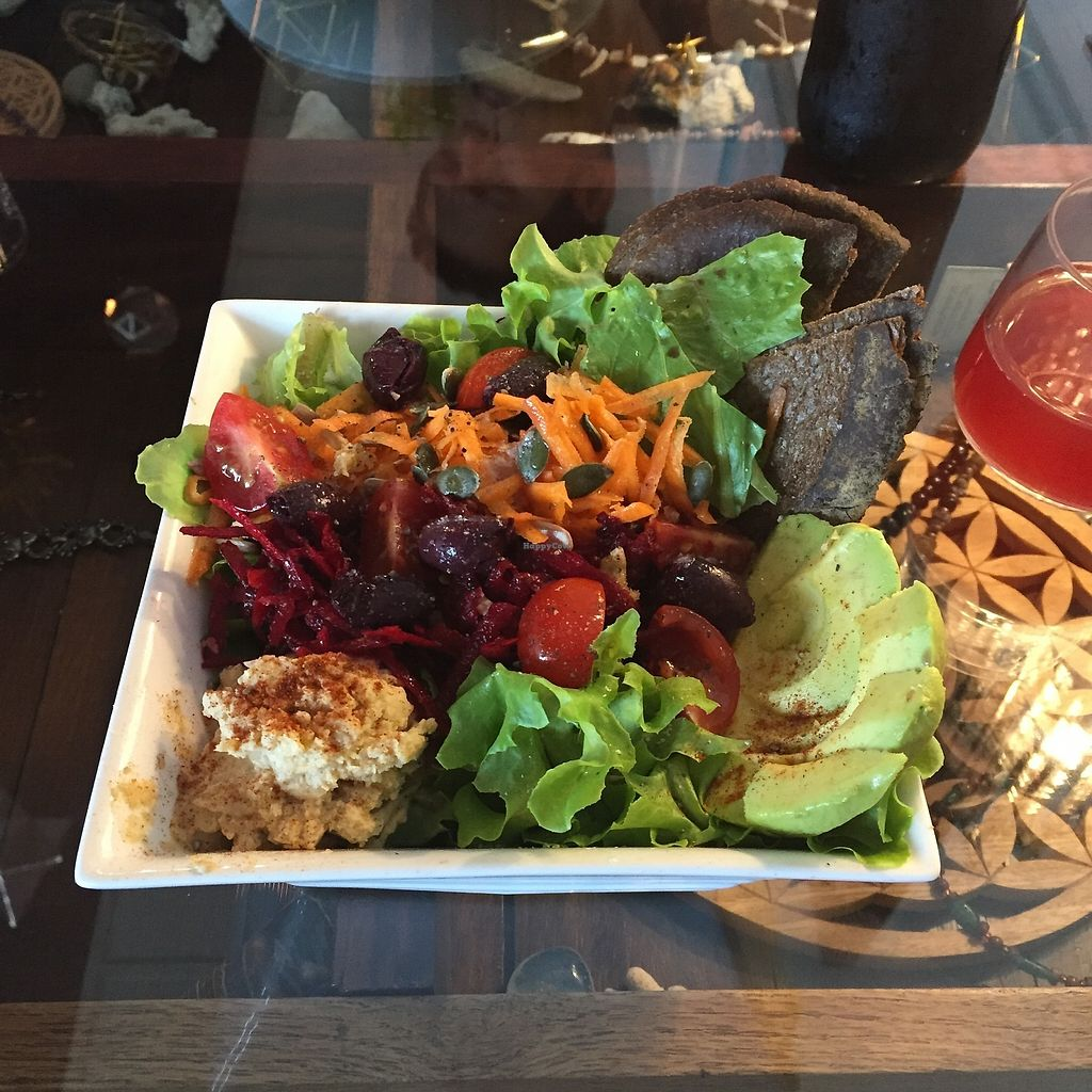 "Photo of Lafew Teahouse and Kombucha Bar   by <a href=""/members/profile/AnastaciaJanowska"">AnastaciaJanowska</a> <br/>salad <br/> April 5, 2018  - <a href='/contact/abuse/image/50302/381140'>Report</a>"