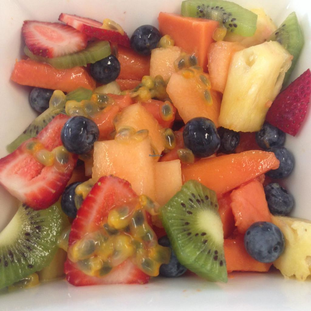 "Photo of Lafew Teahouse and Kombucha Bar   by <a href=""/members/profile/Peacelovevegan4life"">Peacelovevegan4life</a> <br/>The Large Fruit Salad <br/> March 7, 2015  - <a href='/contact/abuse/image/50302/95169'>Report</a>"