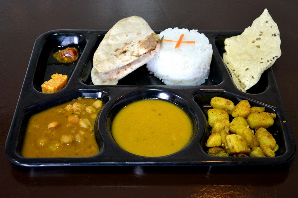 "Photo of Little India Healthy Cuisine  by <a href=""/members/profile/konserns"">konserns</a> <br/>Thali <br/> January 24, 2015  - <a href='/contact/abuse/image/50329/91299'>Report</a>"