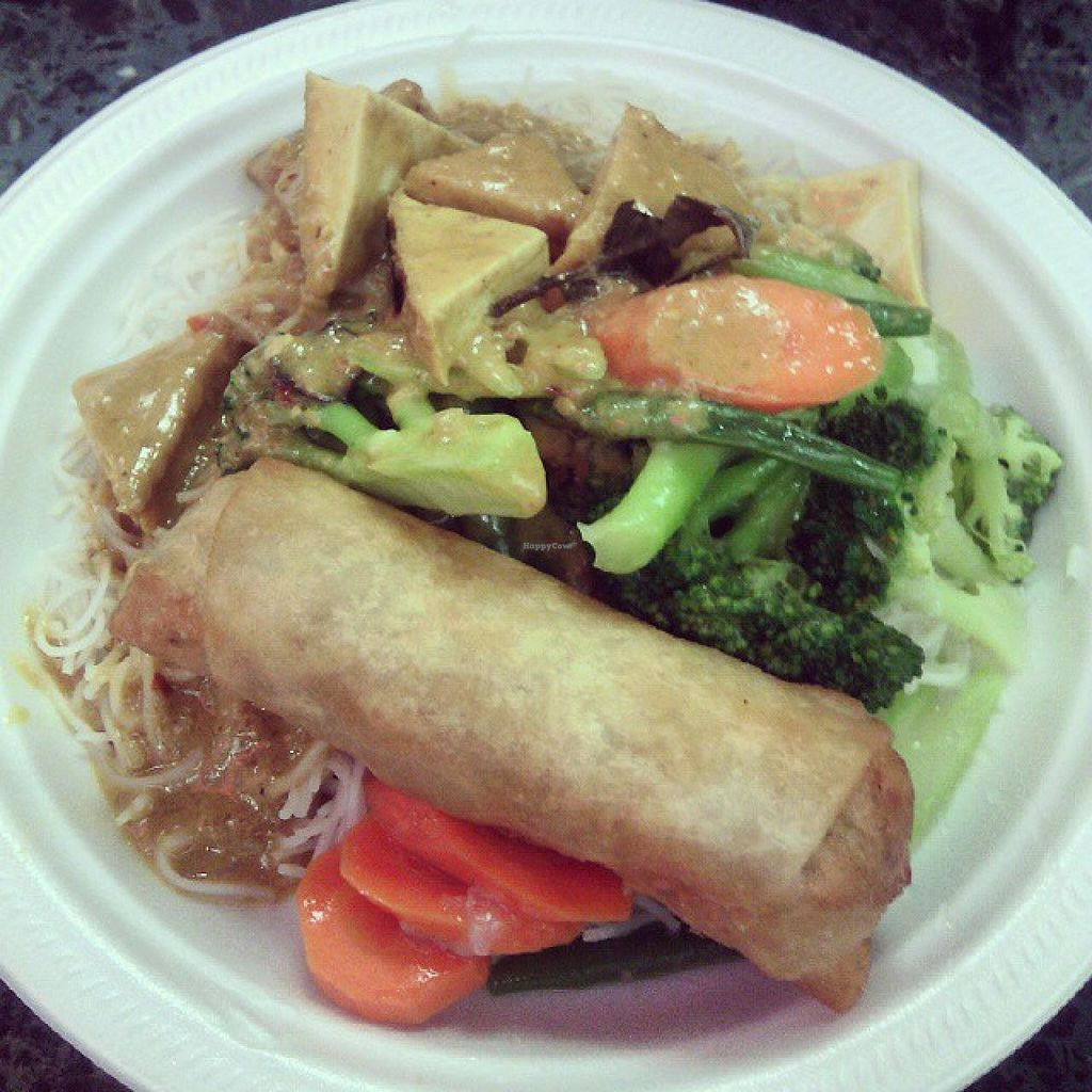 """Photo of Just Spring Roll  by <a href=""""/members/profile/QuothTheRaven"""">QuothTheRaven</a> <br/>Vegan!  <br/> October 4, 2014  - <a href='/contact/abuse/image/50336/82159'>Report</a>"""