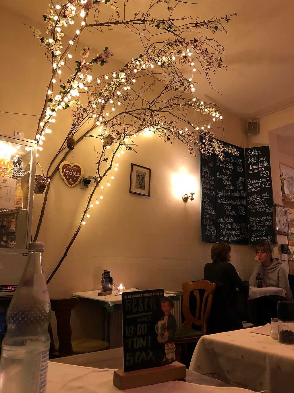 """Photo of Zum Spatzle  by <a href=""""/members/profile/anninamaier"""">anninamaier</a> <br/>Inside the restaurant <br/> February 2, 2018  - <a href='/contact/abuse/image/50352/354145'>Report</a>"""