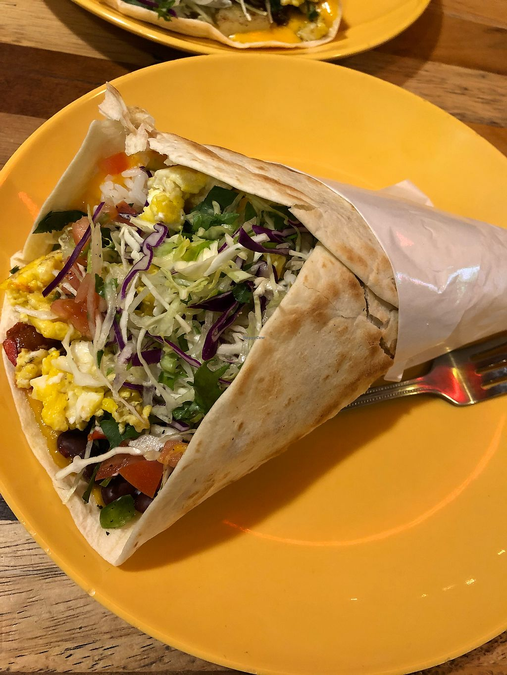 """Photo of Dos Tacos - Gangnam  by <a href=""""/members/profile/JeanWu"""">JeanWu</a> <br/>Yummy!! <br/> February 3, 2018  - <a href='/contact/abuse/image/50380/354521'>Report</a>"""