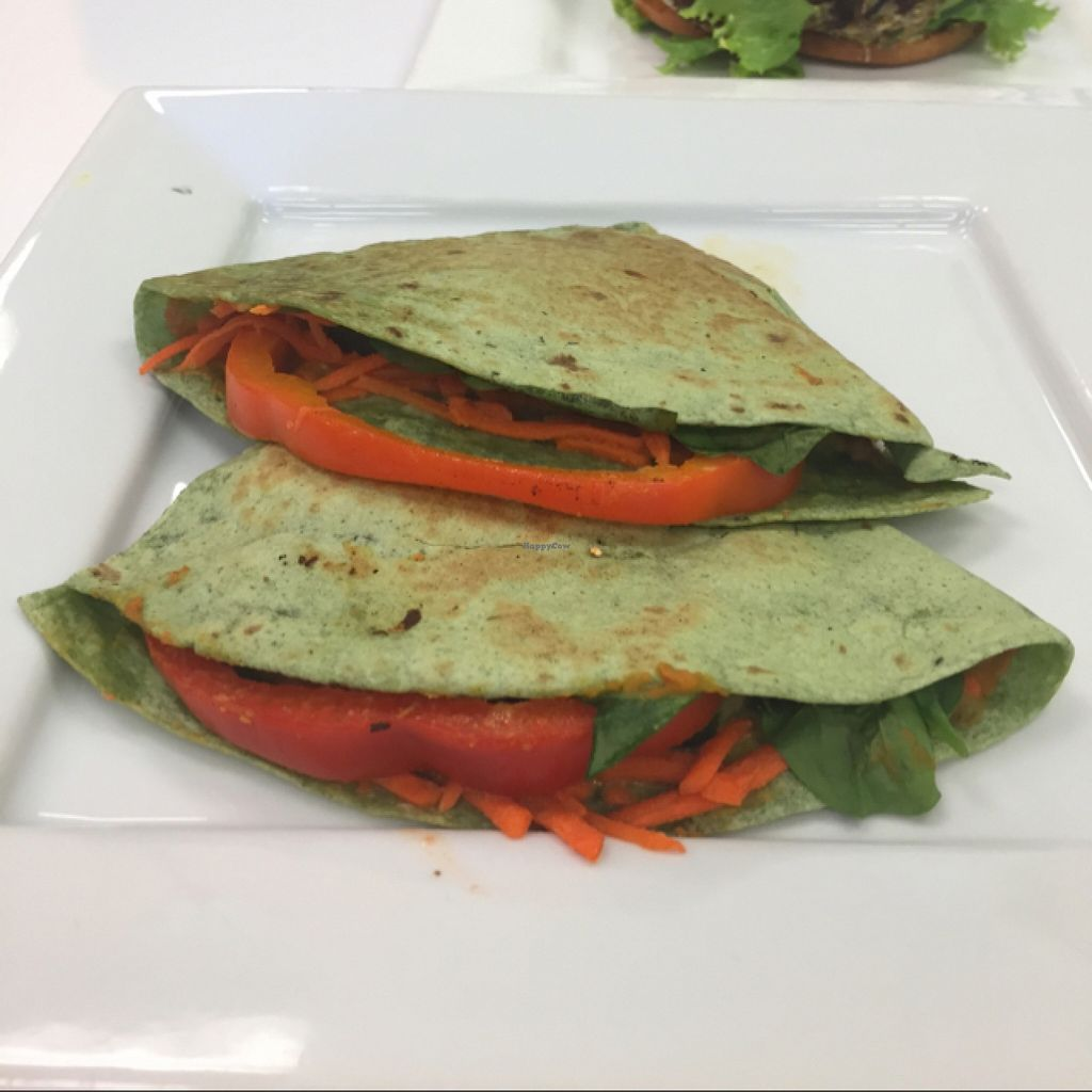 "Photo of Baagan  by <a href=""/members/profile/Tiger111333999"">Tiger111333999</a> <br/>grilled veggie quesadilla  <br/> September 15, 2015  - <a href='/contact/abuse/image/50384/117888'>Report</a>"