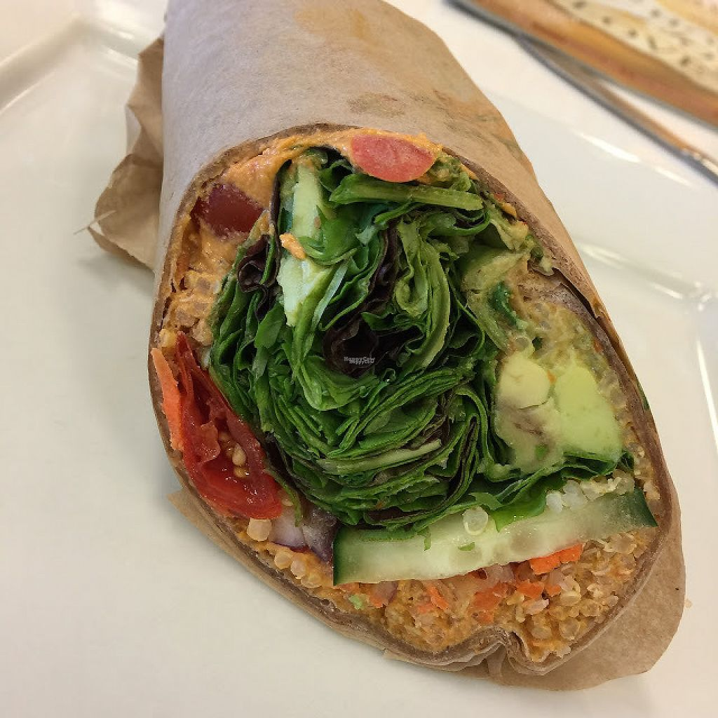 "Photo of Baagan  by <a href=""/members/profile/steveoliverc"">steveoliverc</a> <br/>Quina wrap with Chipotle sauce <br/> December 19, 2016  - <a href='/contact/abuse/image/50384/203041'>Report</a>"