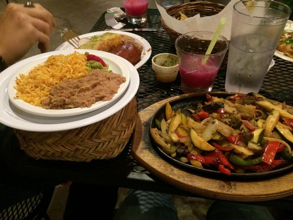 """Photo of Tarahumara  by <a href=""""/members/profile/Meggie%20and%20Ben"""">Meggie and Ben</a> <br/>Veggie fajitas <br/> September 27, 2014  - <a href='/contact/abuse/image/50409/81327'>Report</a>"""
