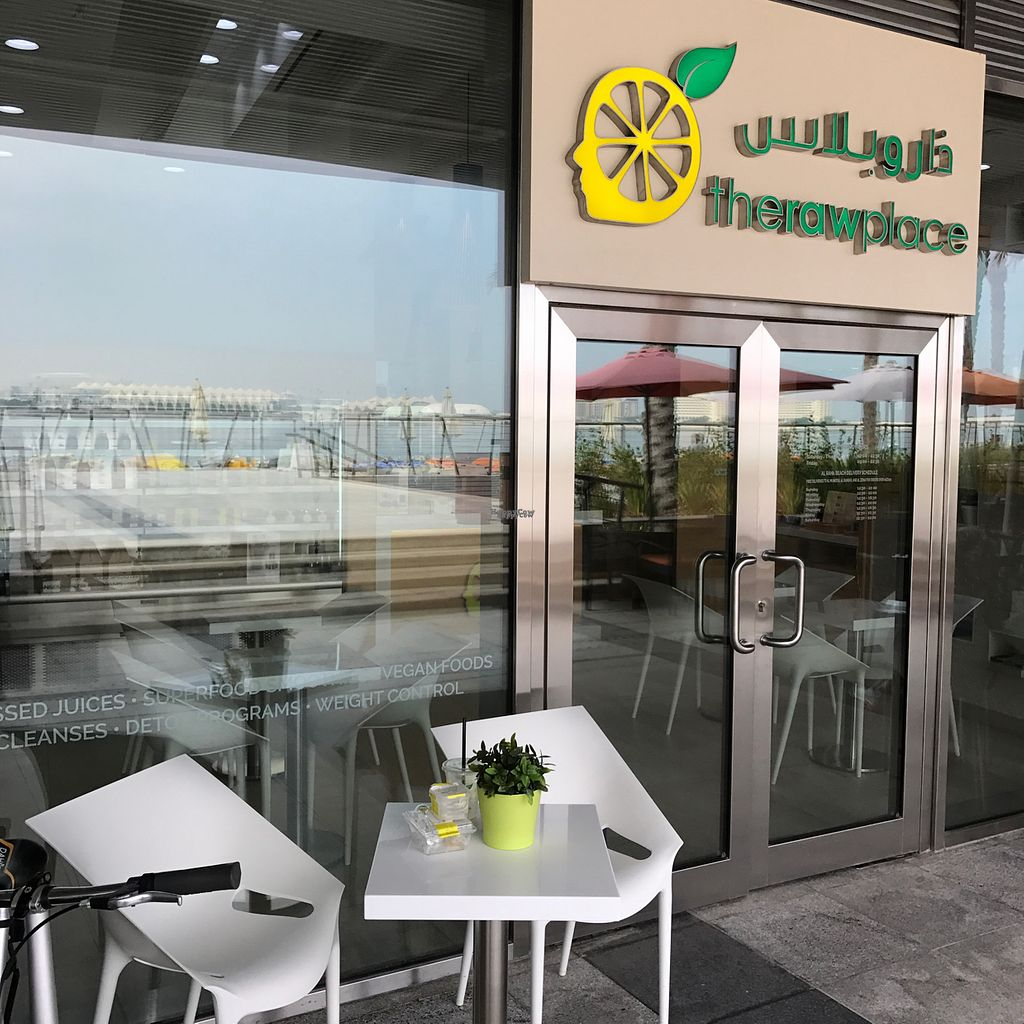 "Photo of The Raw Place - Al Muneera  by <a href=""/members/profile/earthville"">earthville</a> <br/>Shopfront  <br/> October 10, 2016  - <a href='/contact/abuse/image/50417/180942'>Report</a>"