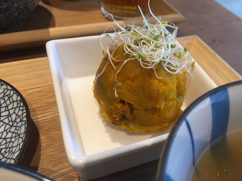 "Photo of MUM Veggie Cafe  by <a href=""/members/profile/SamanthaIngridHo"">SamanthaIngridHo</a> <br/>Pumpkin <br/> August 22, 2017  - <a href='/contact/abuse/image/50422/295809'>Report</a>"