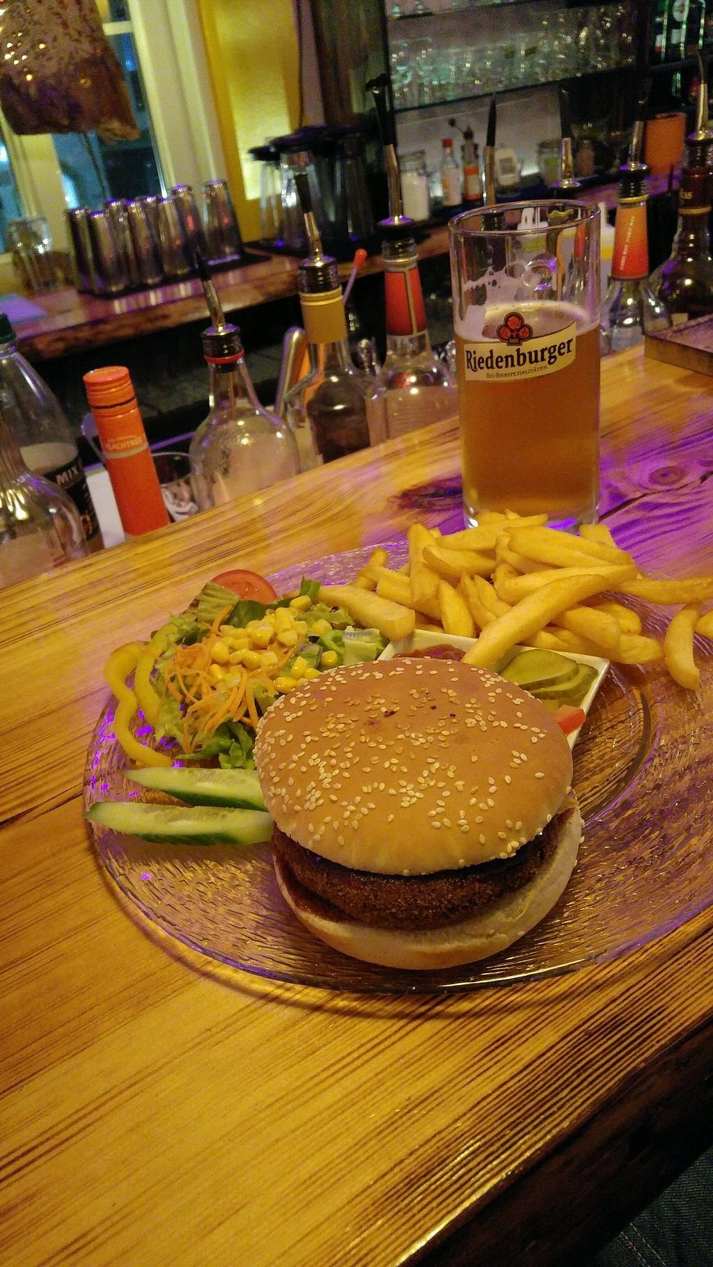 """Photo of Swept Away  by <a href=""""/members/profile/lawal"""">lawal</a> <br/>very good vegan bbq burger <br/> October 25, 2017  - <a href='/contact/abuse/image/5042/318824'>Report</a>"""